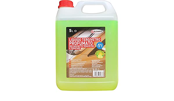START líquido limpiaparabrisas limón perfumado de inicio -5 5El ...