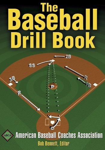 by American Baseball Coaches Association The Baseball Drill Book (The Drill Book Series)(text only)1st (First) edition [Paperback]2003 PDF ePub fb2 book