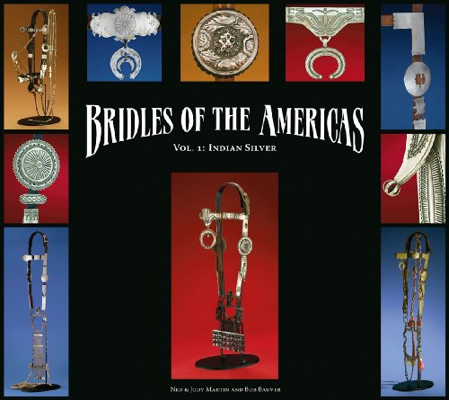 Bridles of the Americas: Indian Silver