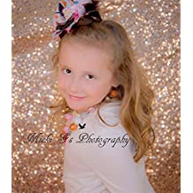 """TRLYC 48""""*72"""" Sequin Backdrop Fabric Rose Gold Sequin Backdrop For Wedding Fabric"""
