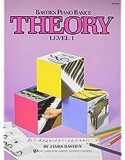 Bastien Piano Basics: Theory Level 1