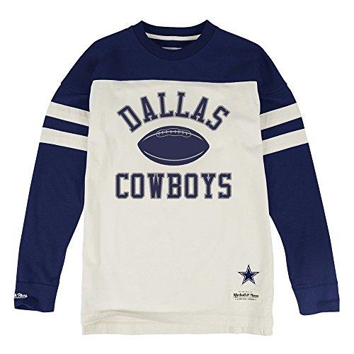 Dallas Cowboys NFL Mitchell & Ness White