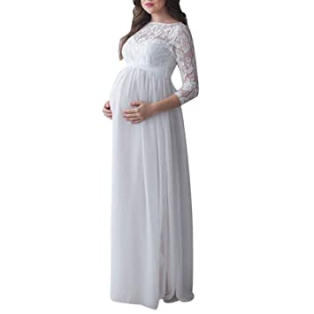 733247aa27 Amazon.com  Inkach Maternity Dress