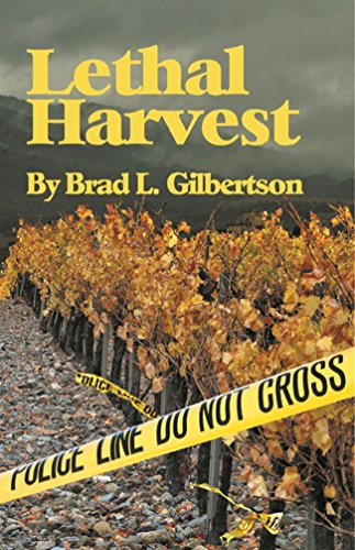 Lethal Harvest (Technobiz Thriller Series Book 1)