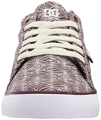 Chaussures Femmes Wine Mid DC Conseil SP ISw8IUx