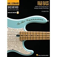R&B Bass [With CD (Audio)] (Hal Leonard Bass