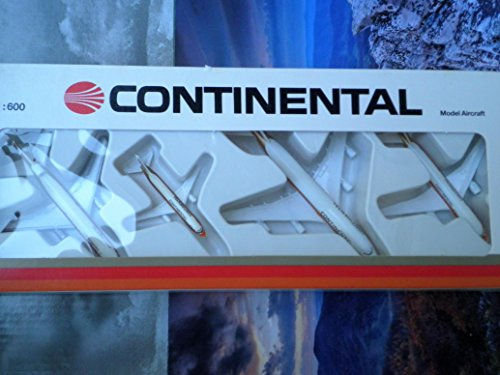 continental-airlines-4-plane-gift-set-by-schabak-made-in-germany-747dc-10-a-300737-1600-scale-model