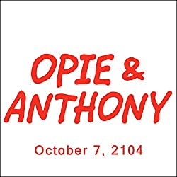 Opie & Anthony, Rich Vos and Mike Rowe, October 7, 2014