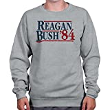reagan bush 84 sweater - Ronald Reagan George Bush 84 Campaign Shirt | USA Cool Gift Sweatshirt