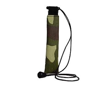 Plan B Funda vapeador Myblu Militar - 12,5 X 3,5 cm cordón de 74 cm Verde Hecha en España: Amazon.es: Equipaje
