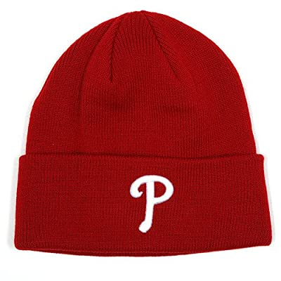 47 Brand Cuffed Beanie Hat - MLB Raised Cuff Knit Cap