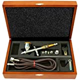 Paasche Airbrush Talon Gravity Feed Airbrush in Deluxe Wood Box
