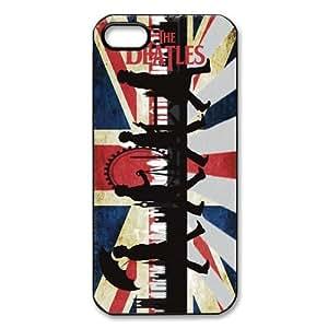 Popular World Ten Rockers Band The Beatles iPhone 5,5S TPU