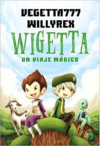 Wigetta Un Viaje Mágico Fuera De Colección Amazones Willyrex - Skin para minecraft wigetta