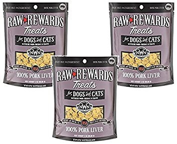 (Northwest Naturals Raw Rewards Freeze Dried Liver Treats -)