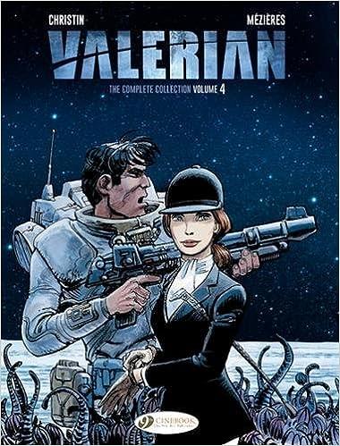 Valerian: The Complete Collection (Valerian & Laureline): Pierre Christin,  Jean-Claude Mezières: 9781849183918: Amazon.com: Books