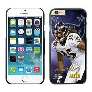 NFL Case Cover For LG G3 Baltimore Ravens Anthony Allen Black Case Cover For LG G3 Cell Phone Case ONXTWKHB0236