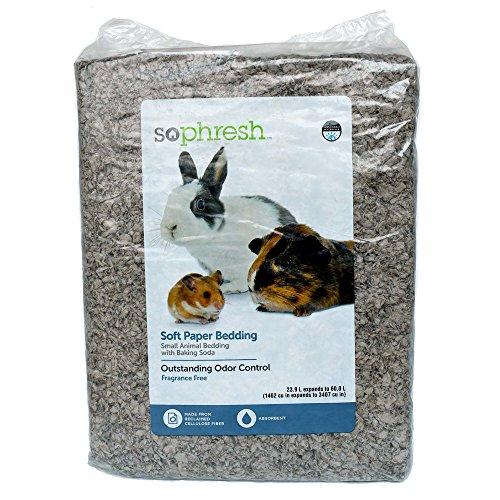 So Phresh Paper Small Animal Bedding, 60L