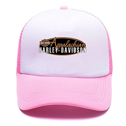 Girl Pink béisbol Mesh Gorras Boy Baseball de D Men Harley Black 003 Hat Caps Women Cap For Trucker TYxRZTwzq