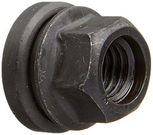 Face Nut - Dorman (611-196.1) 21mm Hex Size x 22.6mm Long x M14-2.0 Thread Size Flanged Flat Face Wheel Nut