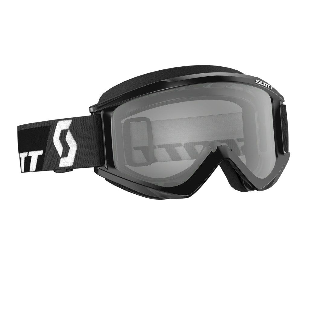 Scott Recoil Sand/Dust Goggles - Black/Grey / One Size