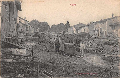 veho-france-street-scene-antique-postcard-j50292