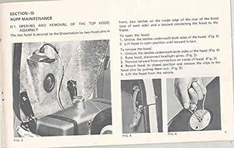 amazon com: 1970 1971 1972 1973 1974 1975 rupp 440 snowmobile & tr440  engine manual: entertainment collectibles