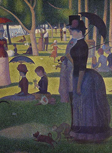 A Sunday Afternoon on the Island of La Grande Jatte Notebook (Afternoon La Grande Sunday)