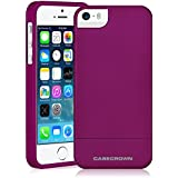 CaseCrown Lux Glider Case (Purple Amethyst) for Apple iPhone 5 / 5s