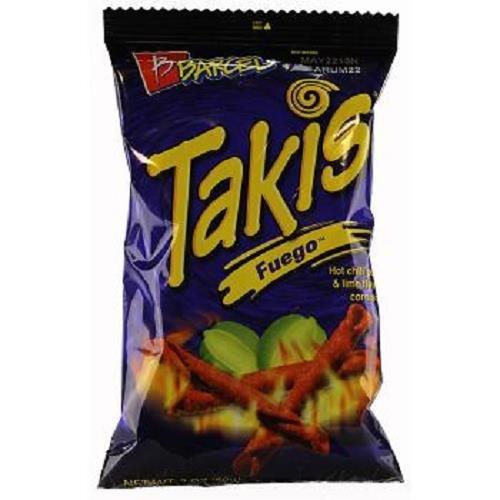 Barcel Takis Fuego 2oz (42 pack)