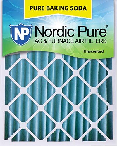 Nordic Pure 20x24x4PBS-1 Pure Baking Soda Air Filters (Quantity 1), 20