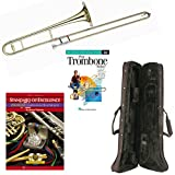 Play Trombone Today Deluxe Pack - Includes Bb Tenor Trombone, Self-Teaching Method DVD & Standard Of Excellence, Enhanced - Book 1