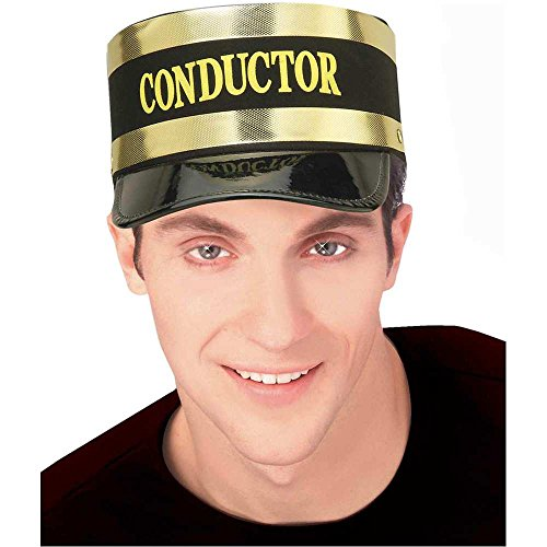 Train Conductor Hat - One Size