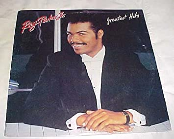 Autographed Greatest Hits Record Album w Proof Photo Ray Parker Jr