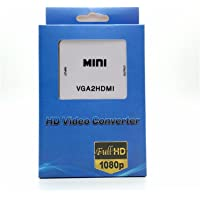 Terabyte MINI VGA2HDMI UP Scaler 1080P HD Video Converter