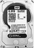WD HDD 内蔵ハードディスク 3.5インチ 6TB WD Black WD6001FZWX SATA3.0 7200rpm 128MB 5年保証