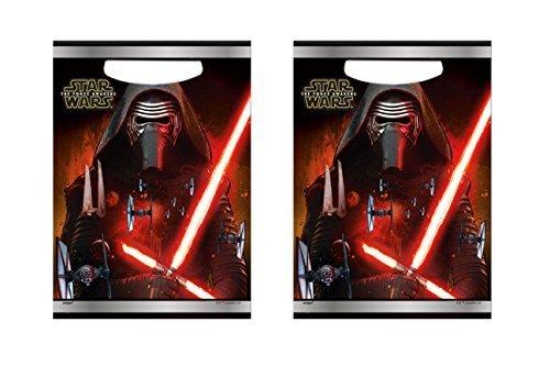 The Force Awakens Star Wars Loot Bag 16CT Pack