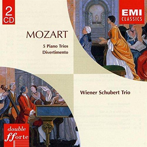 Mozart - Piano Trios By Vienna Schubert Trio ,,Wolfgang Amadeus Mozart (Composer) (1999-05-03)