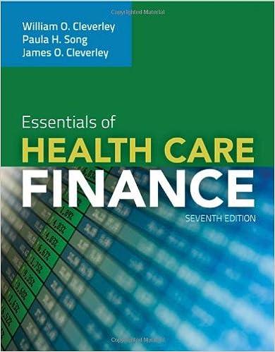 Essentials of health care finance 9780763789299 medicine essentials of health care finance 7th edition fandeluxe Images