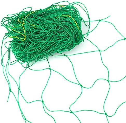 3.6 x 1.8 m red de jardín, red de enrejado de nylon para plantas trepadoras, malla vegetal para frijol de guisante: Amazon.es: Jardín