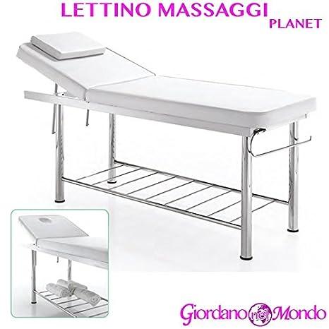 Lettino Massaggio Professionale.Lettino Massaggio Professionale Regolabile Per Estetista E