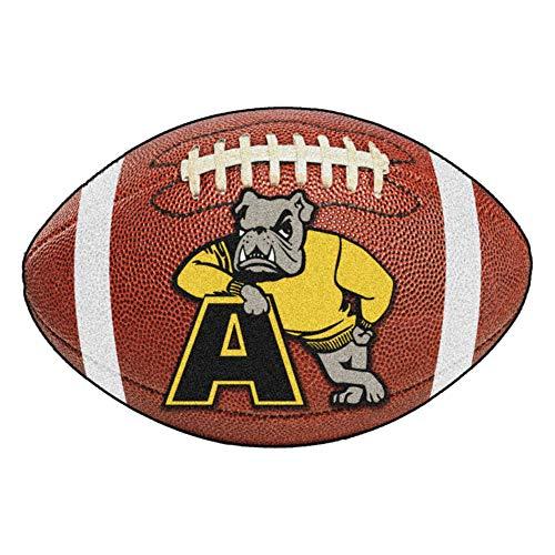 FANMATS 18374 Adrian College Football Mat -