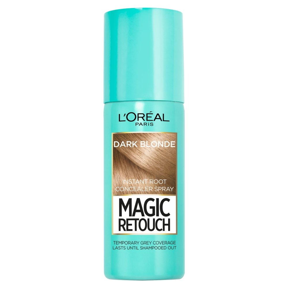 L'Oréal Magic Retouch Instant Root Touch Up, 75 ml, Brown L' Oreal 3600523196555