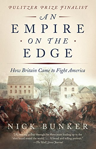 An Empire on the Edge: How Britain Came to Fight America cover
