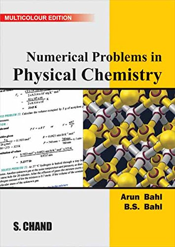Numerical Problems in Physical (Problems In Chemistry)
