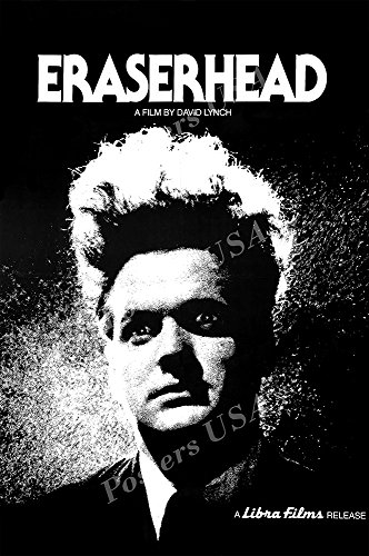 Posters USA Eraserhead GLOSSY FINISH Movie Poster - FIL860 (24