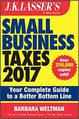 Amazon Jk Lassers Small Business Taxes 2017 Your Complete