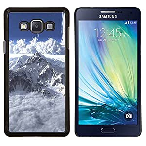 - Mont Blanc For Samsung Galaxy A7 Duro Snap en el tel???¡¯???€????€?????fono celular de la cubierta @ Cat Family