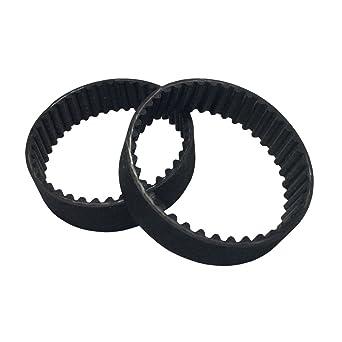 Cinturón de distribución de impresión 3D con trabilla cerrada y ...
