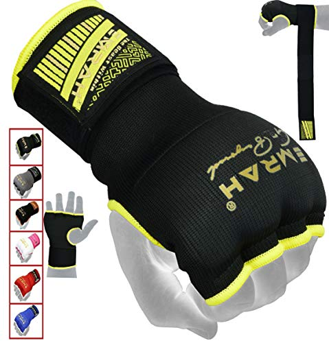 EMRAH PRO Training Boxing Inner Gloves Hand Wraps MMA Fist Protector Bandages Mitts - X